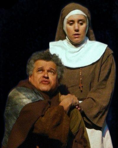 Edmond la vanille. Théâtre Avant-Quart