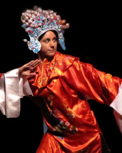 Le rossignol et l'Empereur de Chine. Théâtre Avant-Quart