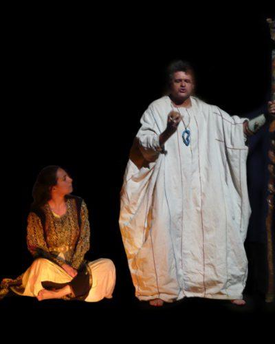 Quelques nouvelles de la mer de Sable. Théâtre Avant-Quart