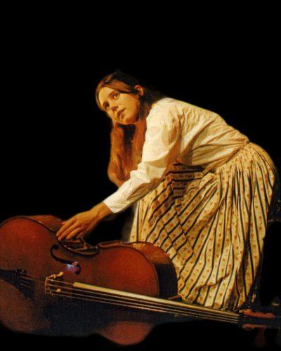 Le violoncelle de Florelle. Théâtre Avant-Quart